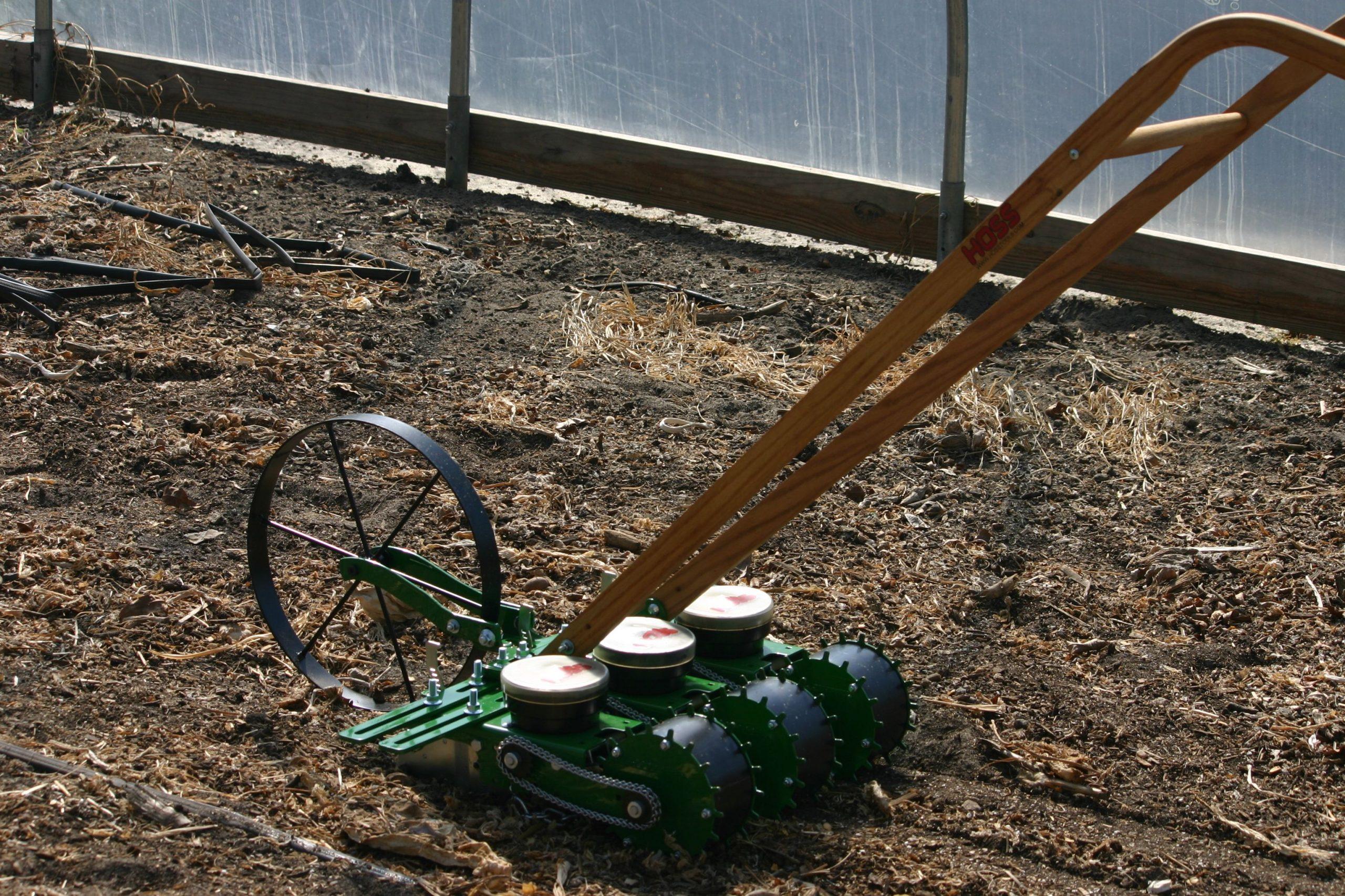 seed row planter