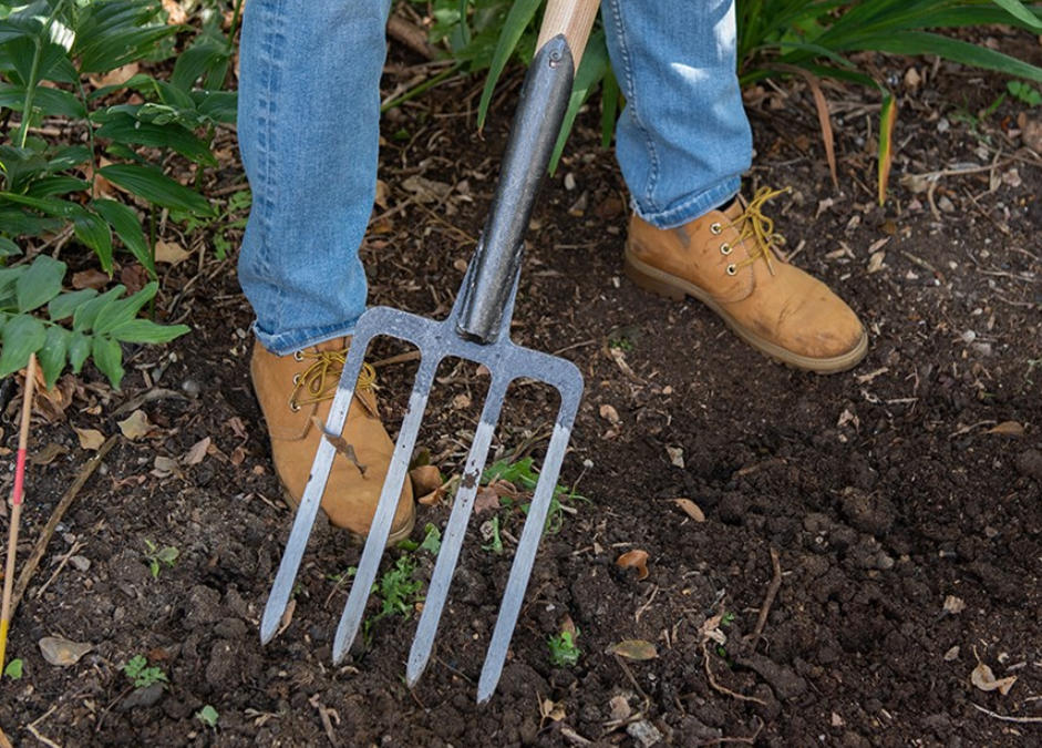compost fork pictures